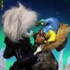 №502 (OylOul) Tags: 16 action figure damtoys monster high doll ooak custom