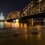Hochwasser in Köln, Januar 2018 thumbnail
