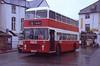 1213. LFJ 860W: North Devon (chucklebuster) Tags: lfj860w north devon red bus western national bristol vrt ecw ilfracombe