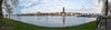 Deventer aan de IJssel (Hans van Bockel) Tags: 1680mm bruggen d7200 hoogwater ijssel natuur natuurgebied nikkor nikon rivier spoorbrug water waterstand welle wilhelminabrug worp deventer overijssel nederland nl panorama pano lightroom