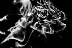 white smoke.. (ckollias) Tags: smoke tobacco whitesmoke blackbackground closeup day lifestyles motion oneperson outdoors people realpeople smokephysicalstructure studioshot texture texturesmoke blackwhite blackandwhite blackandwhitephotography bwcollection