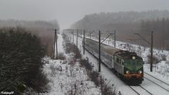 EP07-330 (Kolejarz00) Tags: train ic 303e ep07 strzelceleśne