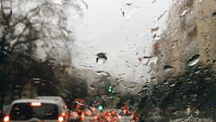Rain drops keep fallin (beray.ince) Tags: sky rain nature natural city urban cityscape urbanscape winter autumn raindrops drops rainy car lights photo photography photographer izmir turkey