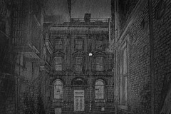 The Bank (Brbelly) Tags: noir newcastle graphic novel photoshop