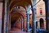 Portici (angelo1973) Tags: portici bologna emilia italia citta street rosso