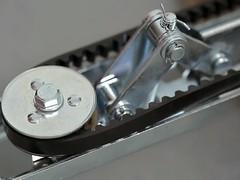 Belt Drive Garage Door Opener (QuietHut) Tags: belt drive garage door opener rubber