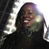 Kat (Darryl Scot-Walker) Tags: portrait lensflare city urban woman musician headphones
