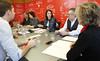 23.02.2018 Reunión 10 Acuerdos de País (Partido Socialista) Tags: psoe2018 adrianalastra ferrer calvo escudero anguita polo martinezseijo uribes