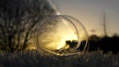 Freeze in 30 Seconds..x (Lisa@Lethen) Tags: spiral freeze frozen bubble pop burst broken macro video