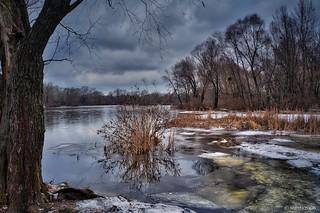 River Unfrozen