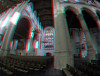 Oude Kerk Delft 3D (wim hoppenbrouwers) Tags: oudekerk delft 3d anaglyph stereo redcyan