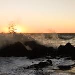 Sunset on Point Dume thumbnail