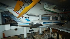 Boeing 727-22 in Chicago (J.Comstedt) Tags: science museum industry aircraft aviation aeroplane chicago il usa us boeing 727 n7017u air johnny comstedt