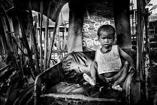 Little homeless