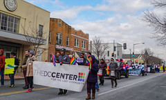 2018.01.15 Martin Luther King, Jr. Holiday Parade, Anacostia, Washington, DC USA 2374