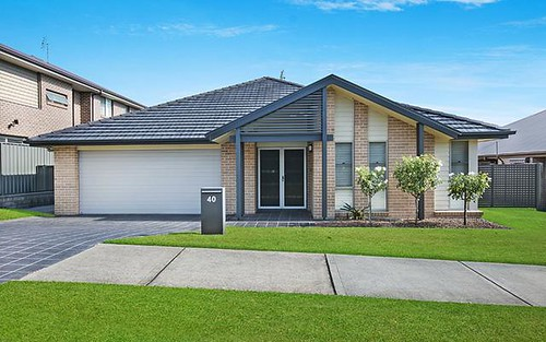 40 Kingfisher Drive, Fletcher NSW