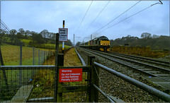 The Euro Lottery.  1 in 37.  Explored.  21-01-2018. (-Metal-M1KE-) Tags: europhoenix 37608 rog railoperationsgroup bromsgrove thelickeyincline lickeyincline burcot 350249 longmarstonnorthamptonemd tractor andromeda 5q70 canon5dsr
