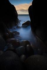 Metamorphosis II (David Ball Landscape Photography) Tags: landscape landscapes nature rocks cave sea seascape sky photography outdoors uk travel canon clouds water wideangle longexposure leefilters light silhouette wwwdavidballphotographycouk davidballlandscapephotography 2018