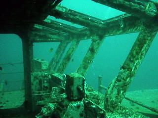 USS Oriskany Dive, July 2008 (2)
