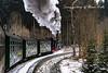 Weißeritztalbahn (lens73germany) Tags: osterzgebirge erzgebirge sachsen saxony germany snow schnee sonya7 saxonypictures zug train dampflok lokomotive locomotive rauch steam qualm wald forest schiene wagons