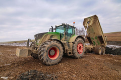 Pond Revitalization   FENDT // KRAMPE (martin_king.photo) Tags: pondrevitalization pond revitalization recoveryofthepond mud fendt krampe trelleborgtyres green red sky clouds cloudyday blue winter snow cold coldday work three brothers fendtglobal peaceful canon photographer photo canonphoto tschechischerepublik powerfull martinkingphoto machines strong big agricultural great czechrepublic cesko agriculturalmachinery workday working modernagriculture machine machinery photoeveryday dailyfarming dailyphoto farminglife country countrylife farmer agriculture photography constructions worker werfendtfährtführt michelin