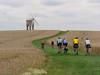 Chesterton Windmill. Warwickshire (DP the snapper) Tags: wheat warwickshire chestertonwindmill kidderminsterctc cyclists