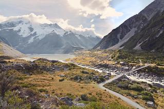 Nouvelle Zélande ~ Road-trip 2017