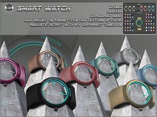 [Since1975] Smart Watch