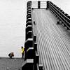 beach inspectors... (bonnevillekid) Tags: thames london southbank