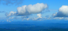 Mountains and Clouds - New Hampshire (RockN) Tags: clouds whitemountains north franconianotch franconia cannonmountain newhampshire newengland