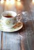 Sfumature..... (Giovanna-la cuoca eclettica) Tags: tè teacup tea stilllife drink energy vintagecup vintage wood flowers colors spring