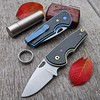 Three Rivers Nomad (edcbyfrank) Tags: everydaycarry edc threeriversnomad threeriversmfg trmnomad ltc200 slipjoint knife pocketknife 29thelement burtsbees