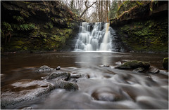 Goit Stock falls (nathian brook) Tags: waterscape waterfall water longexposure landscape yorkshire