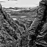Republic of Iceland - Hiking into the interior - Monochrome thumbnail