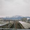 ≪野坂岳≫ (redefined0307) Tags: zenzabronicas2 zenzabronica mediumformat fujifilmpro400h japan landscape fukui tsuruga station hokuriku