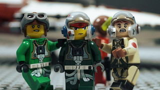 Lego Star Wars: Kamikaze Squadron