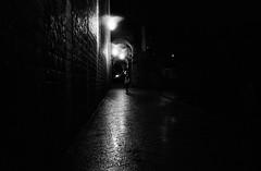 Nightlight (Koprek) Tags: leica m2 summaron 35mm 28 kodak tri x 1600 croatia dubrovnik film cold rain wind december 2017