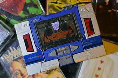 More than meets the eye (radargeek) Tags: cassette transformer toy 80s actionfigure decepticon soundwave hole breeders offspring cranberries verucasalt