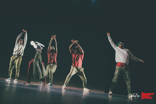 Serial Stepperz - Theatre Forever 2 Feb 2018