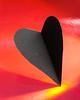 Blackheart (janemetcalfe13) Tags: 7dwf crazytuesdaytheme hearts black red macro