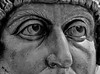 """Constantine's eyes (Wildlife and nature - Colombia) Tags: bronze sculpture constantine """"palazzo dei conservatori"""""""
