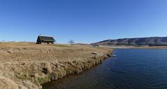 Cottages at Lake St. Bernard, Kwazulu-Natal, Drakensberg