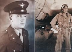Captain Marsden Dupuy (saipantbolt) Tags: marsdendupuy 318thfightergroup saipan armyaircorps 7thairforce ieshima makin fighterpilot