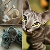 Painting 3D printed BJD pets tutorial (em`lia) Tags: oleum evethecat bjd 3dprinted polyamide painting tutorial emiliacouture inamoratadoll commission bespoken ooak art doll helgareinhart