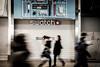 神戸三宮センター街元旦ーNew Year's Center gai Street,sannomiya, Kobe city (kurumaebi) Tags: kobe 神戸市 fujifilm xt20 motomachi 三宮 street 街 dusk センター街