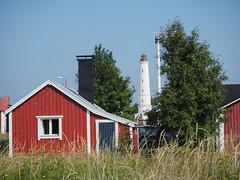 Lighthouse (Marko@Oulu) Tags: lighthouse majakka hailuoto sea meri ranta talo rakennus building
