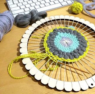 Circular Weaving WIP
