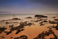 Fuerteventura (Ag-NO3 Angelo Sampino) Tags: mare sea oceano ocean scogli stones seaside spiaggia sun sole landscape paesaggio orizzonte horizon sabbia sand agno3 © angelo sampino nikon d700 jandia fuerteventura atlantico atlantic cielo sky water avventura adventure sunset tramonto spazio space marte mars ngc