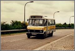 Milton Keynes Citybus 22 (Lotsapix) Tags: miltonkeynescitybus bus miltonkeynes citybus city minibus mini nbc nationalbuscompany buses streetshuttle d122vrp mercedes