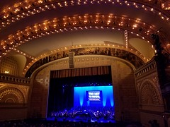 1-13-2018:  Intermission at Too Hot to Handel.  Chicago, IL